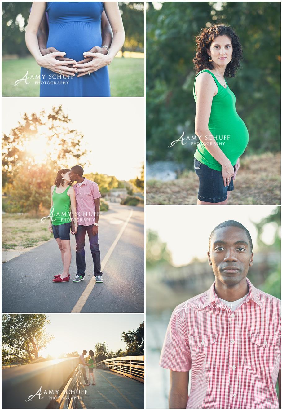sacramento maternity photography