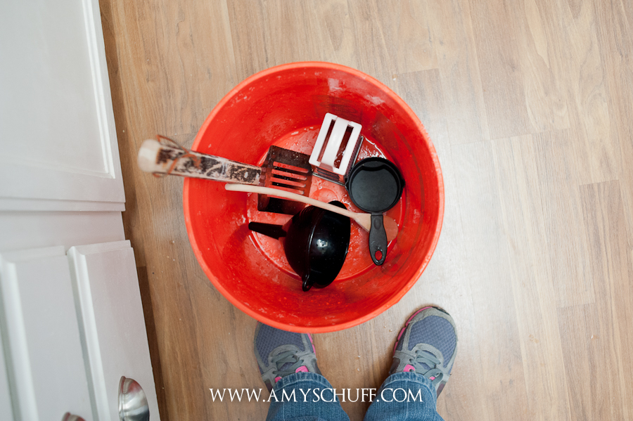 DIY Laundry Detergent - Amy Schuff Blog