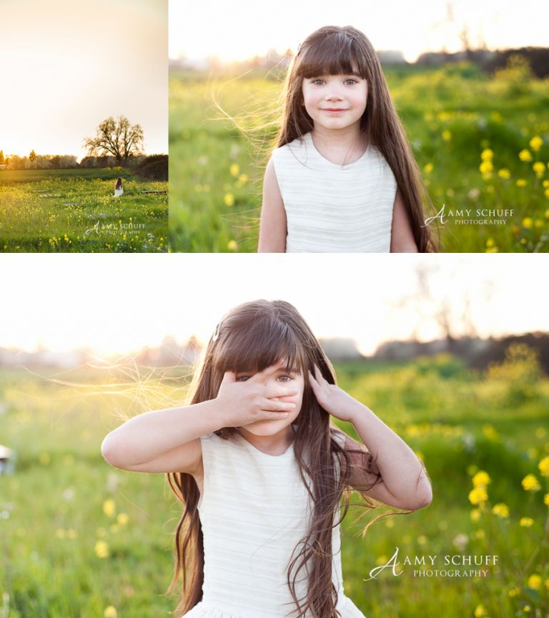 Amy Schuff - Photos in the Wildflowers