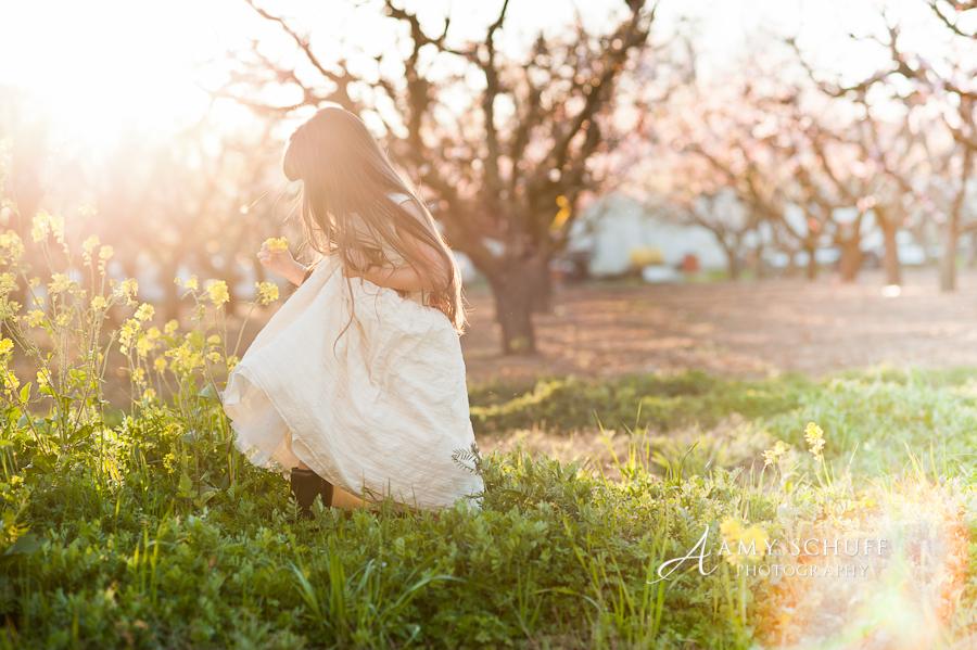 Amy Schuff - Sacramento Wildflower Photography