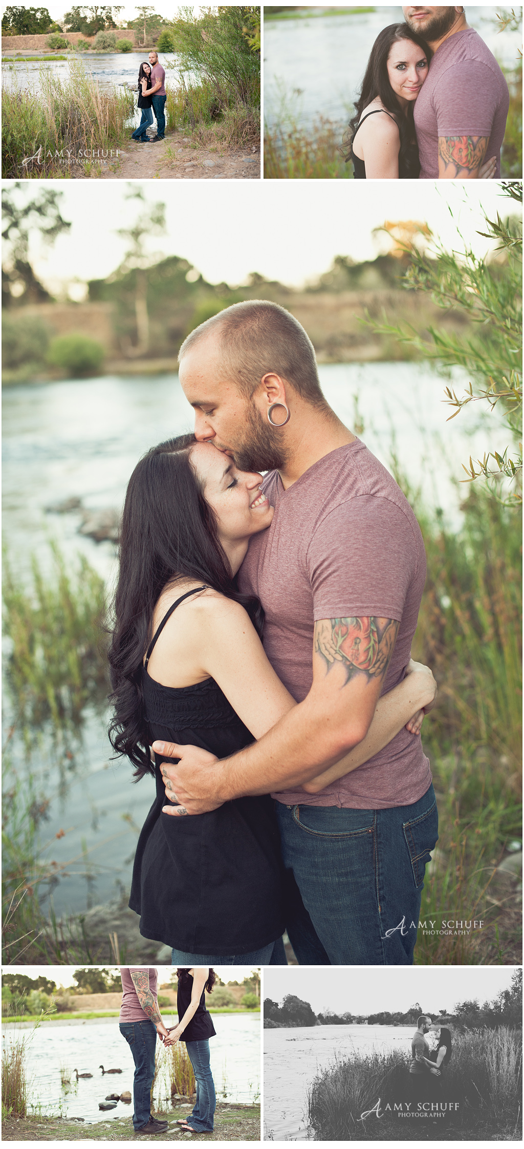 Amy Schuff - Sacramento Engagement Photographer 1