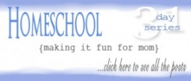 Amy Schuff Homeschool Blog