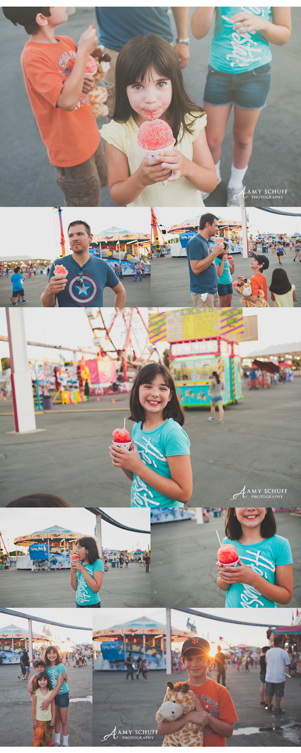 Amy Schuff Photography Sacramento State Fair