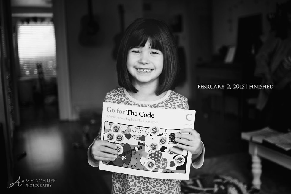 Amy Schuff - 28 days of black and white photos