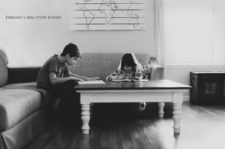 Amy Schuff - February Photo Project