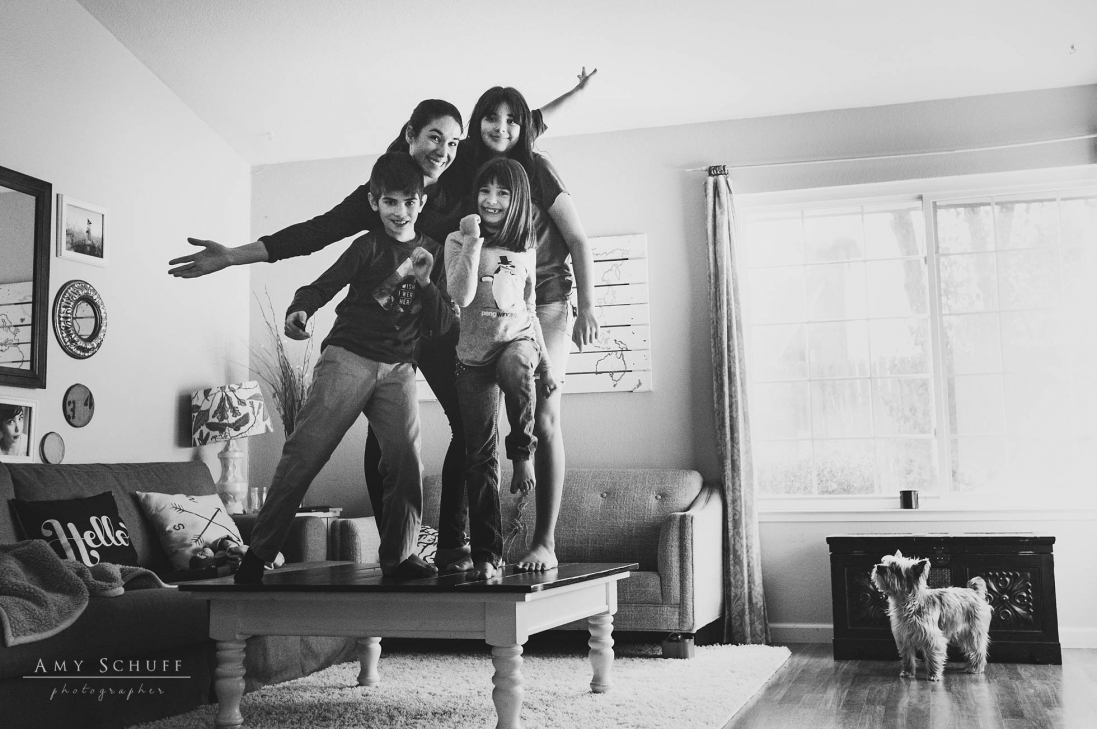Amy Schuff Sacramento Family Photographer
